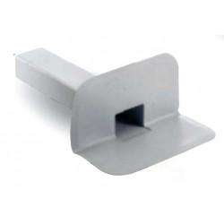 Барбакан  от ПВЦ с иходно сечение 100 х 65 mm