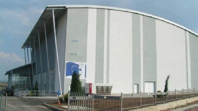 Спортен комплекс, село Горна Малина
